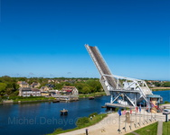 Pegasus Bridge ouvert